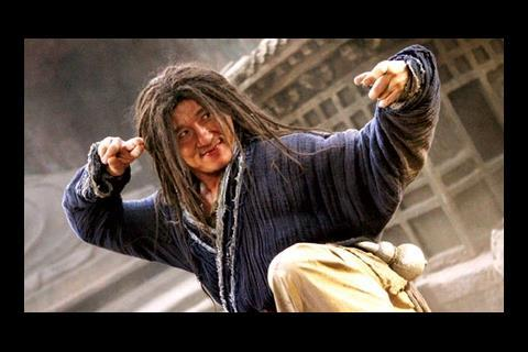 Jackie Chan is my favourite actor. He never loses and his films always have happy endings.